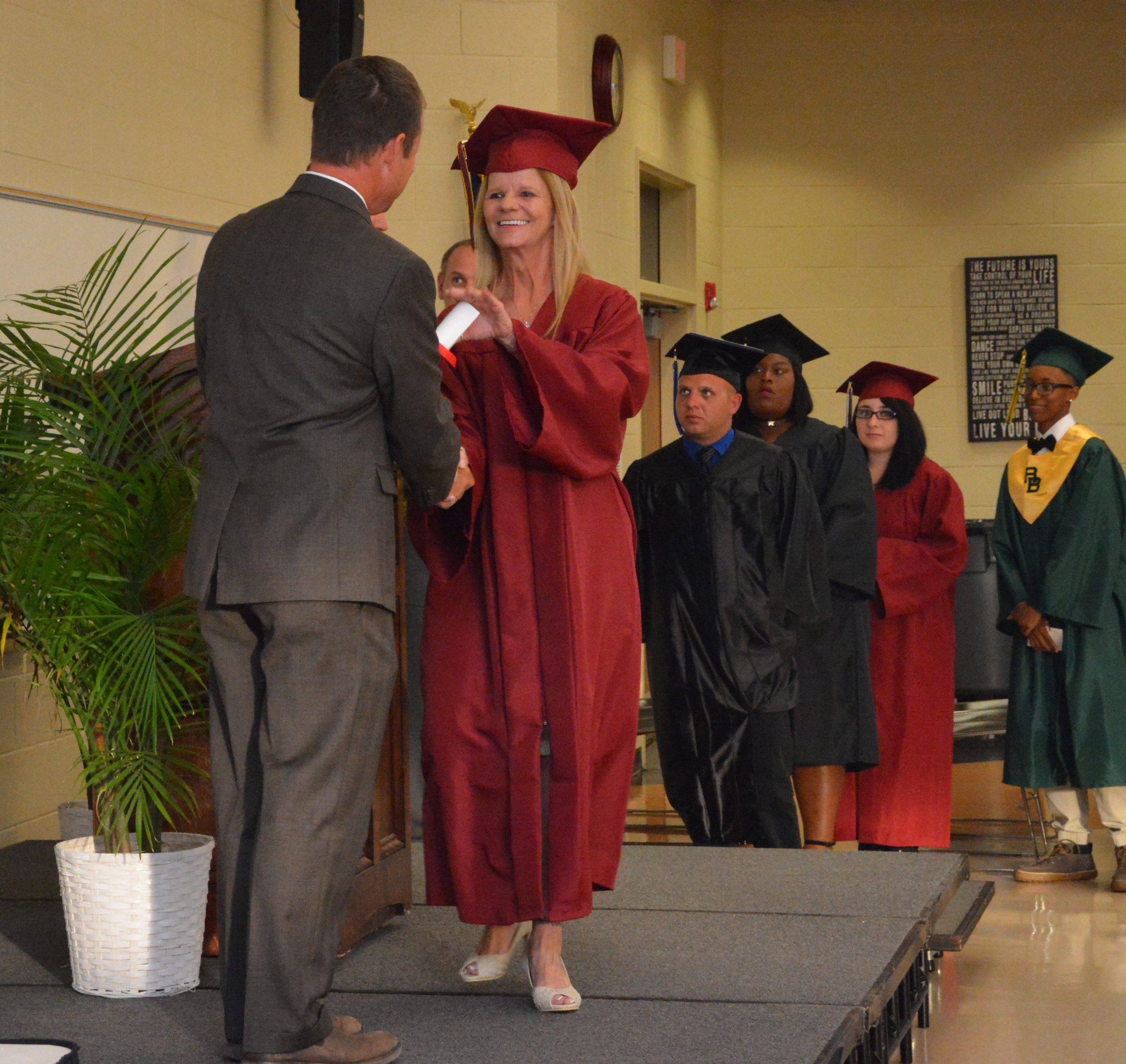 Lexington District One Adult Education graduates ready to 'thrive'