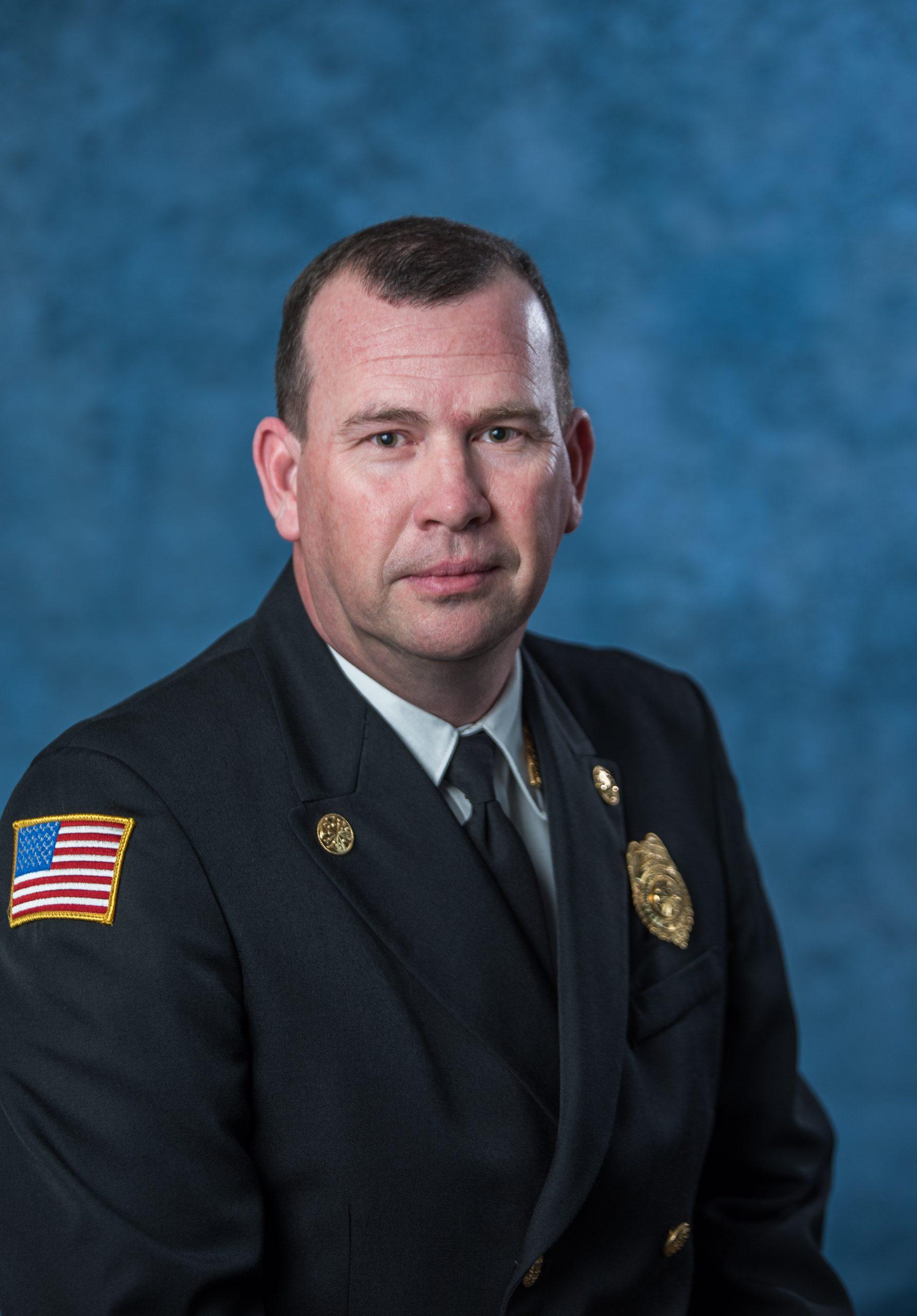 County announces new Lexington County Fire Service chief