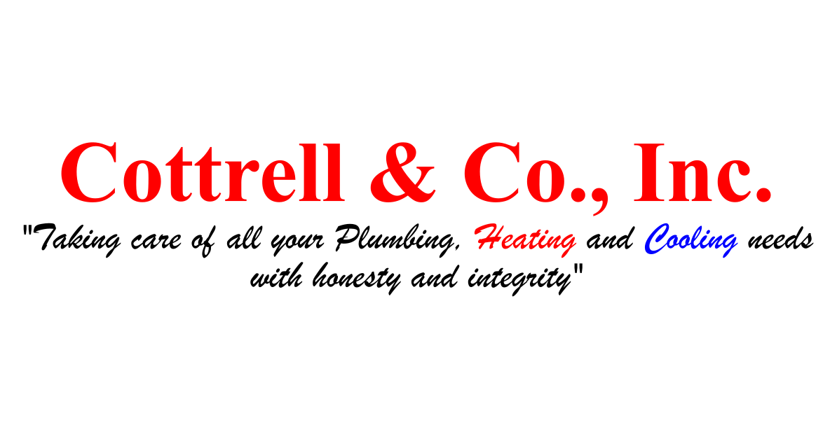 Cottrell & Co, Inc Plumbing, Heating and Air