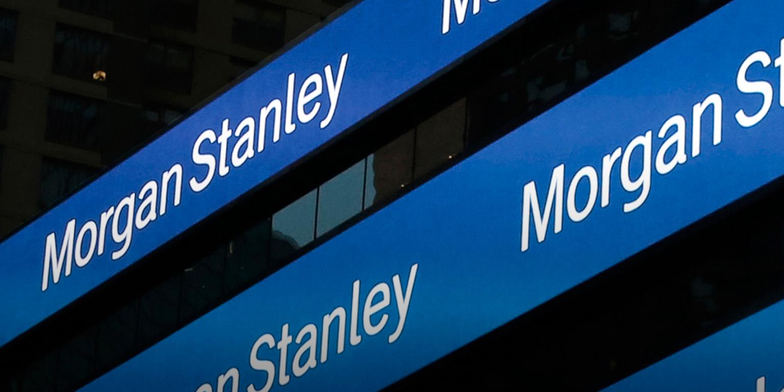 Morgan Stanley – Meredith Taylor