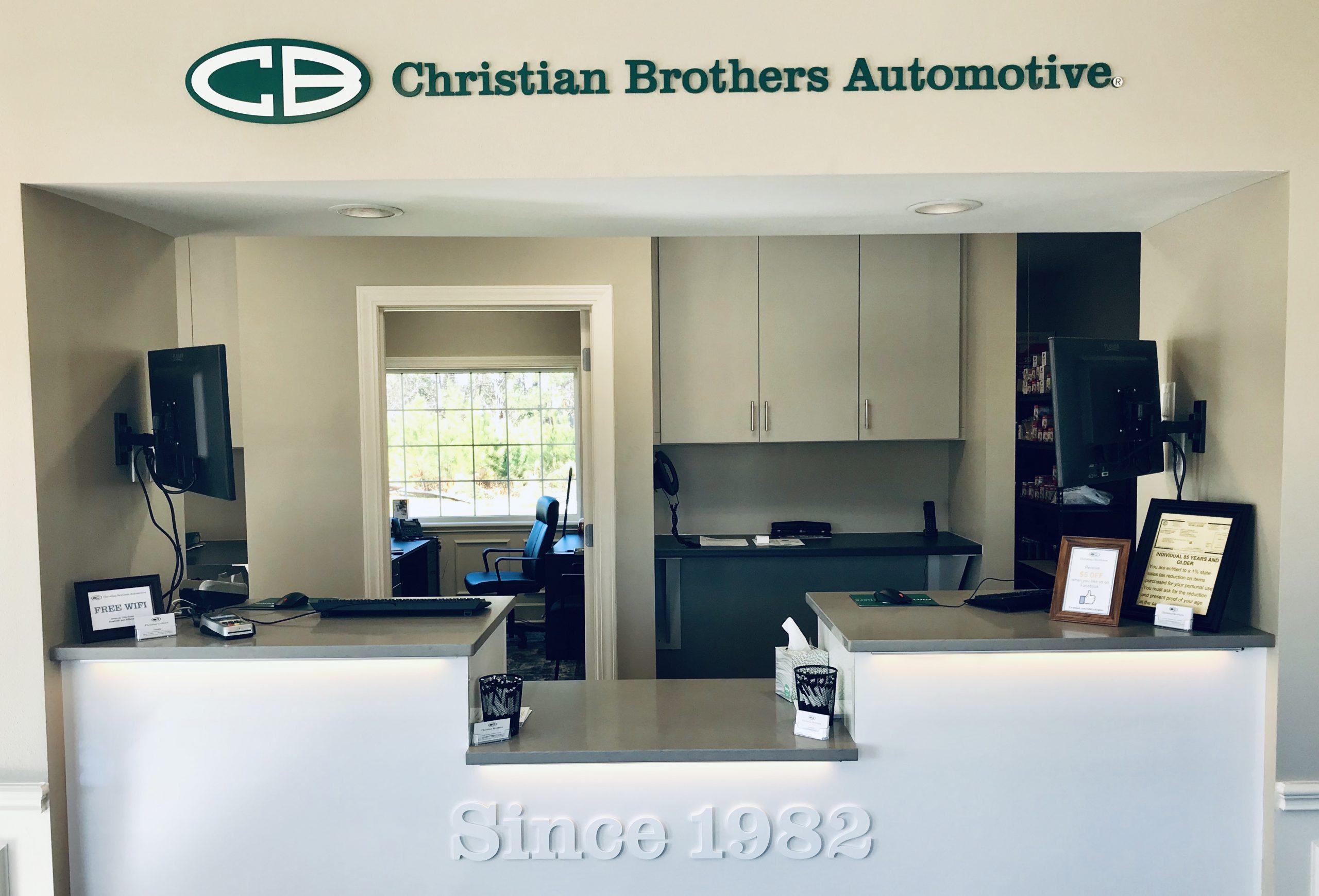 Christian Brothers Automotive Lexington