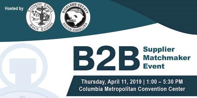Business Opp: B2B Supplier Matchmaker Event