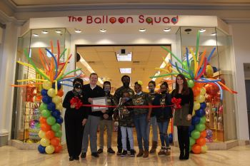 Army Veterans Open Second Balloon Squad Location In Columbiana Mall
