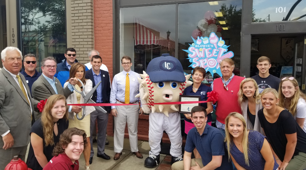 Blowfish On Main Has A Sweet New Addition!