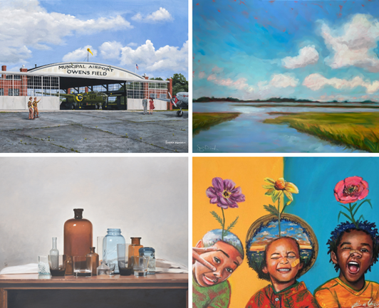 CAE selects four Midlands artists to feature work in rotating art exhibition