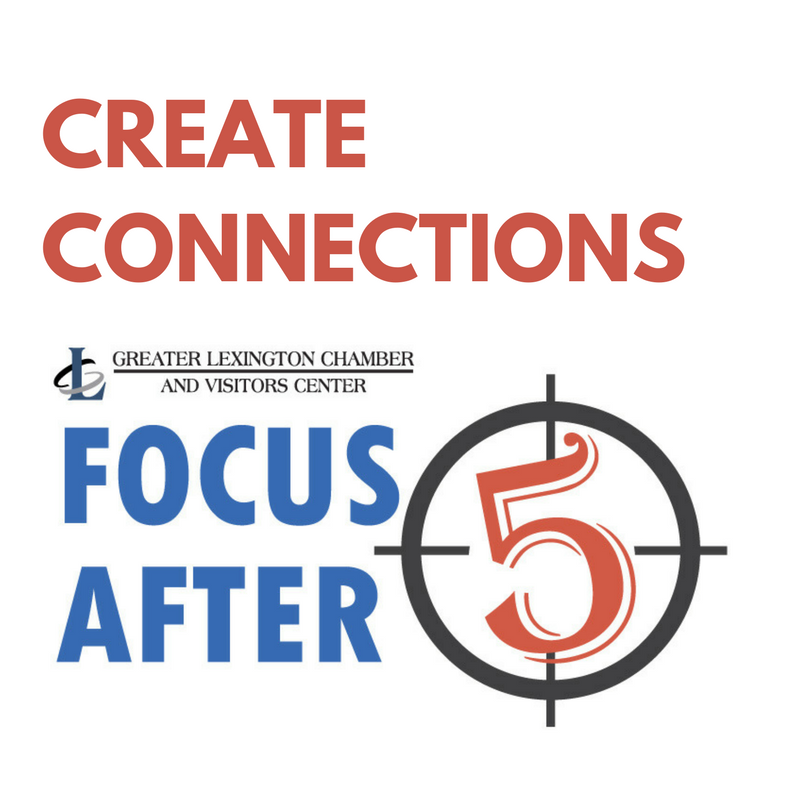How To Create Connections At Focus After Five