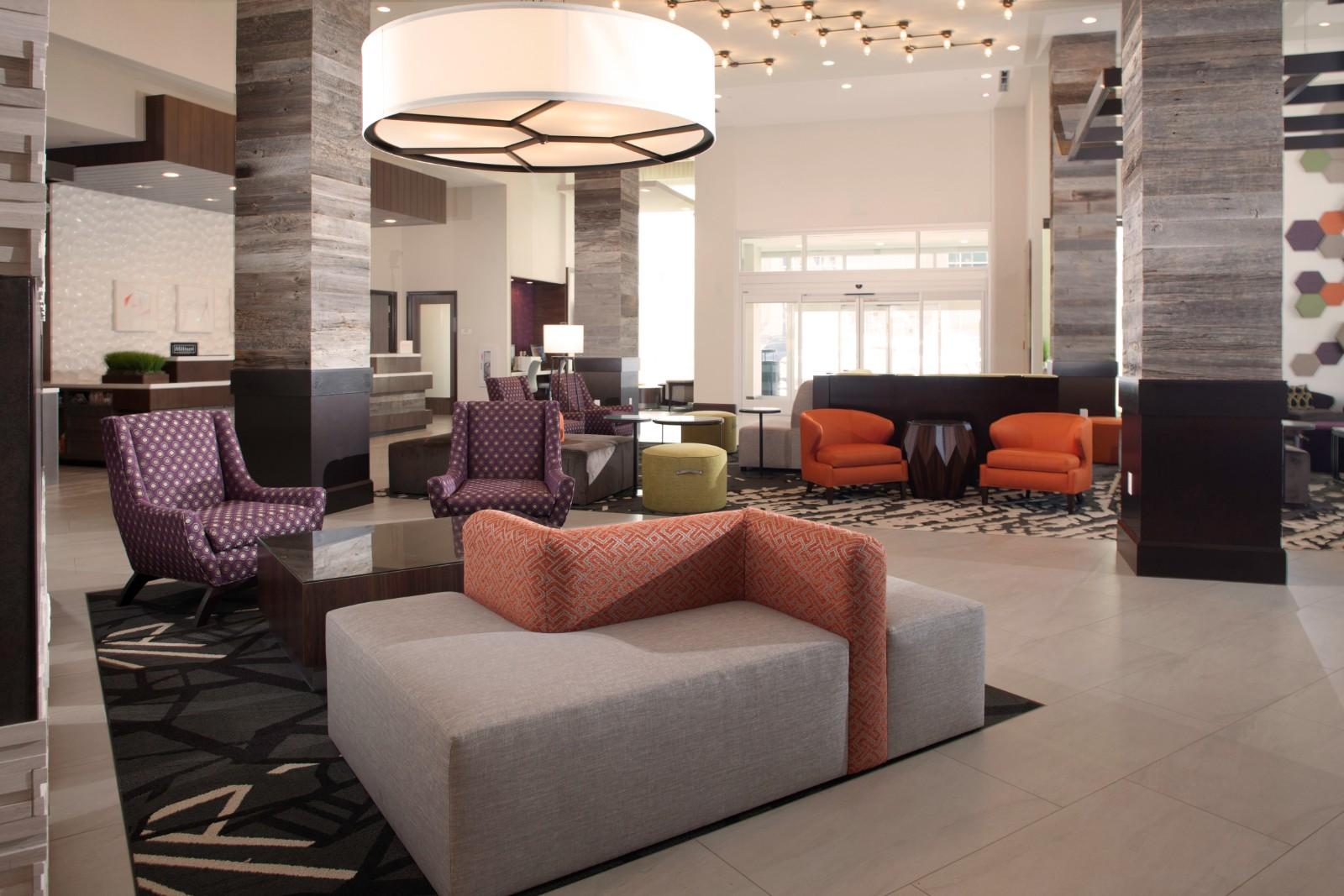 Now Open New Hilton Garden Inn