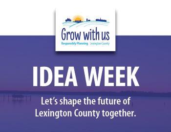 Lexington County To Host Idea Week October 19-22