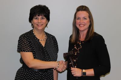 Lexington Chamber Welcomes New Board Chair Angela Klosterman