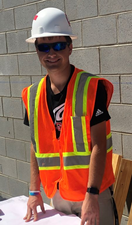 Construction Site Internship Helps Lexington School District One High School Student Build Pathway for College and Career Success