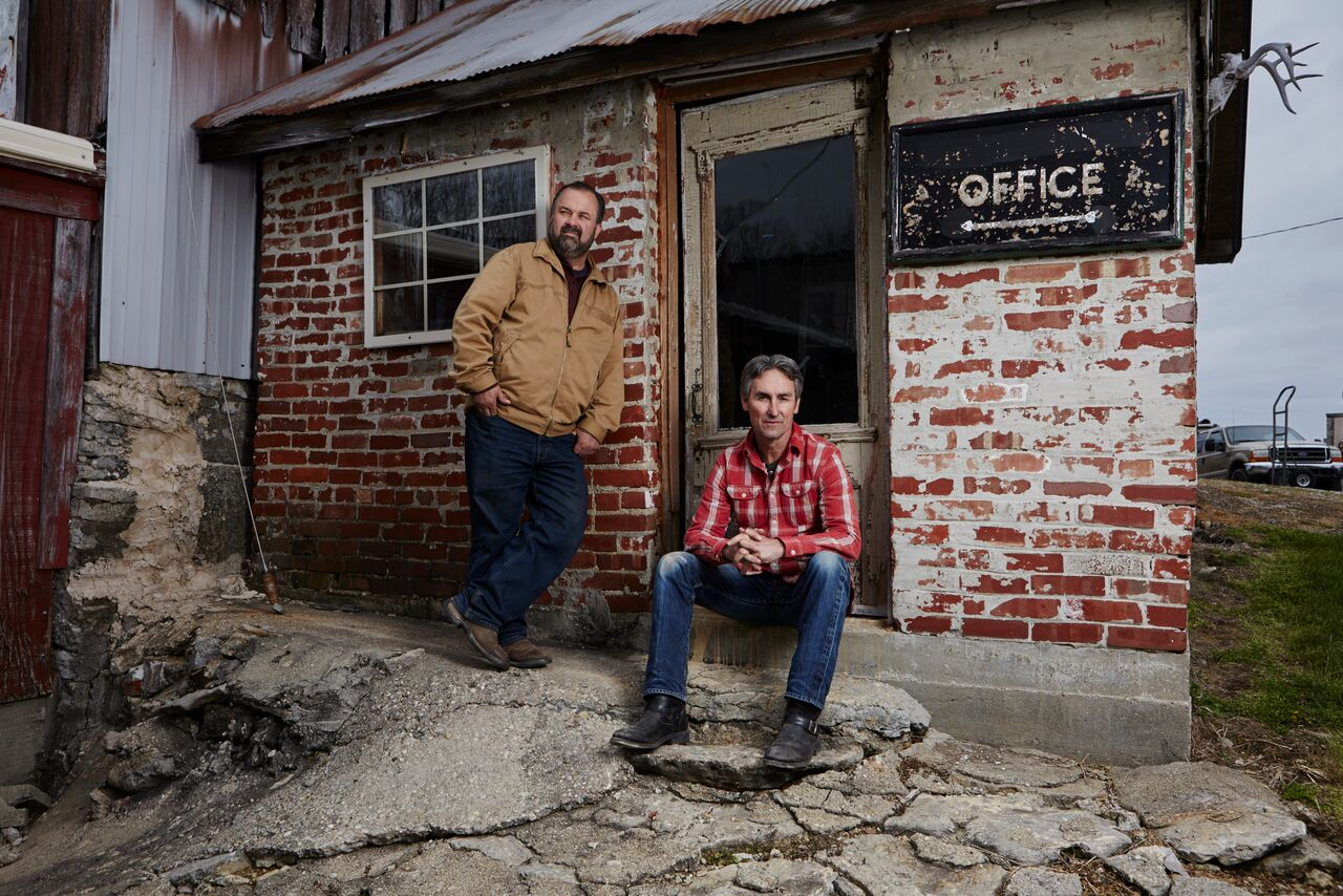 AMERICAN PICKERS to Film in South Carolina!