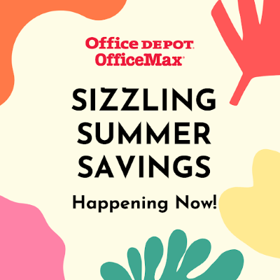 Latest Deals for Small Businesses at Office Depot OfficeMax