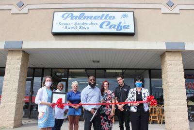Veteran Reopens Cafe In Lexington