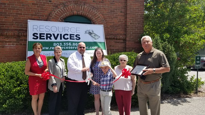 Ribbon Cutting: Resource Services