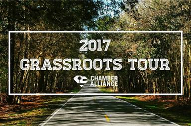 S.C. Chamber Announces 19-Stop Grassroots Tour