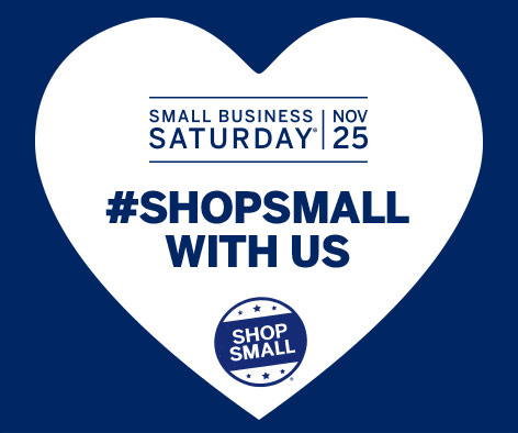 Get Small Business Saturday Promo Materials at the Chamber!