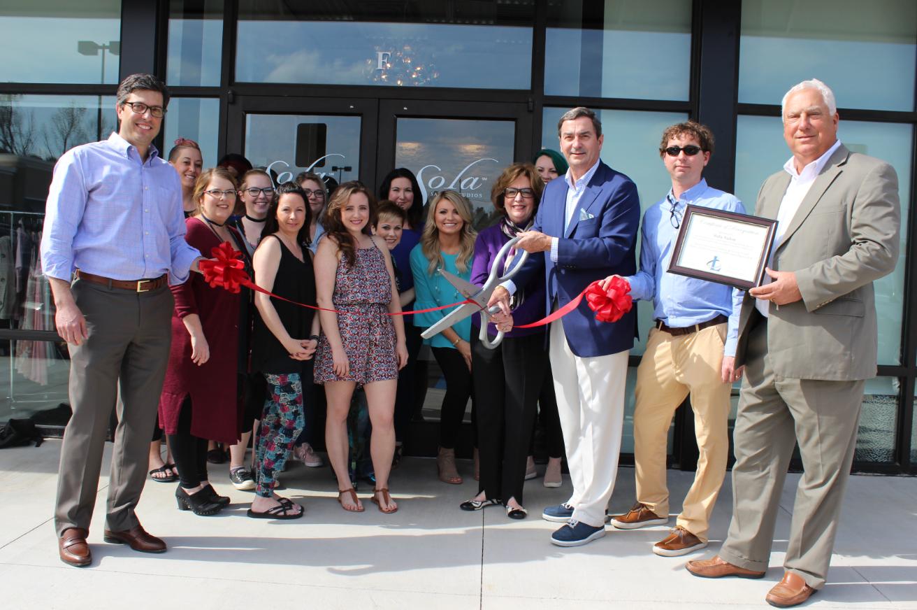 Sola Salon opens fourth SC location