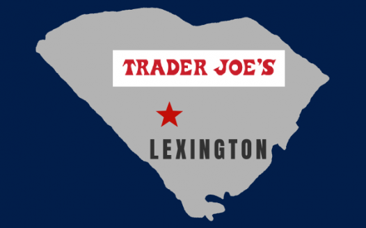 Town of Lexington confirmed Trader Joe's has shown interest in opening in the former Publix GreenWise Market + created a petition for locals to sign