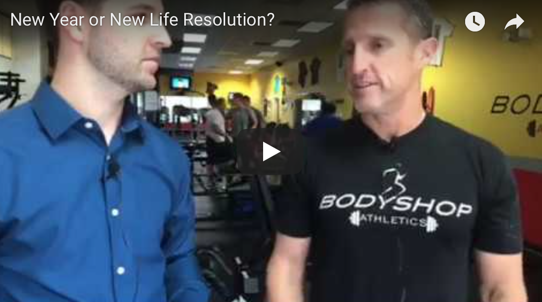 New Year or New Life Resolution? Chris Wooten explains