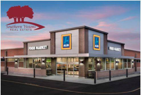 Southern Visions Real Estate Closes Land Sale to Aldi, LLC