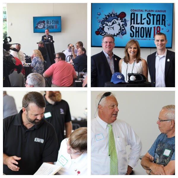 Blowfish Awarded 2018 Coastal Plain League All Star Show
