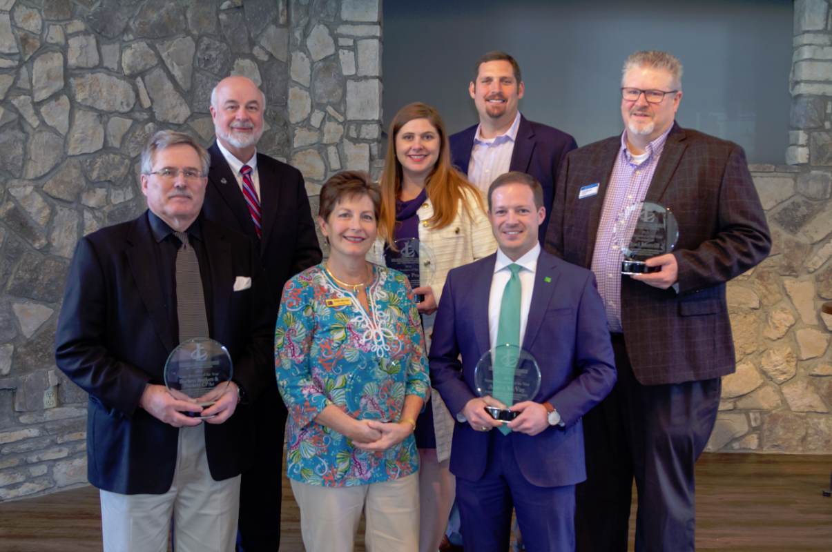 Greater Lexington Chamber Honors Local Businesses, Professionals