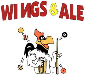 Wings & Ale at The Dam
