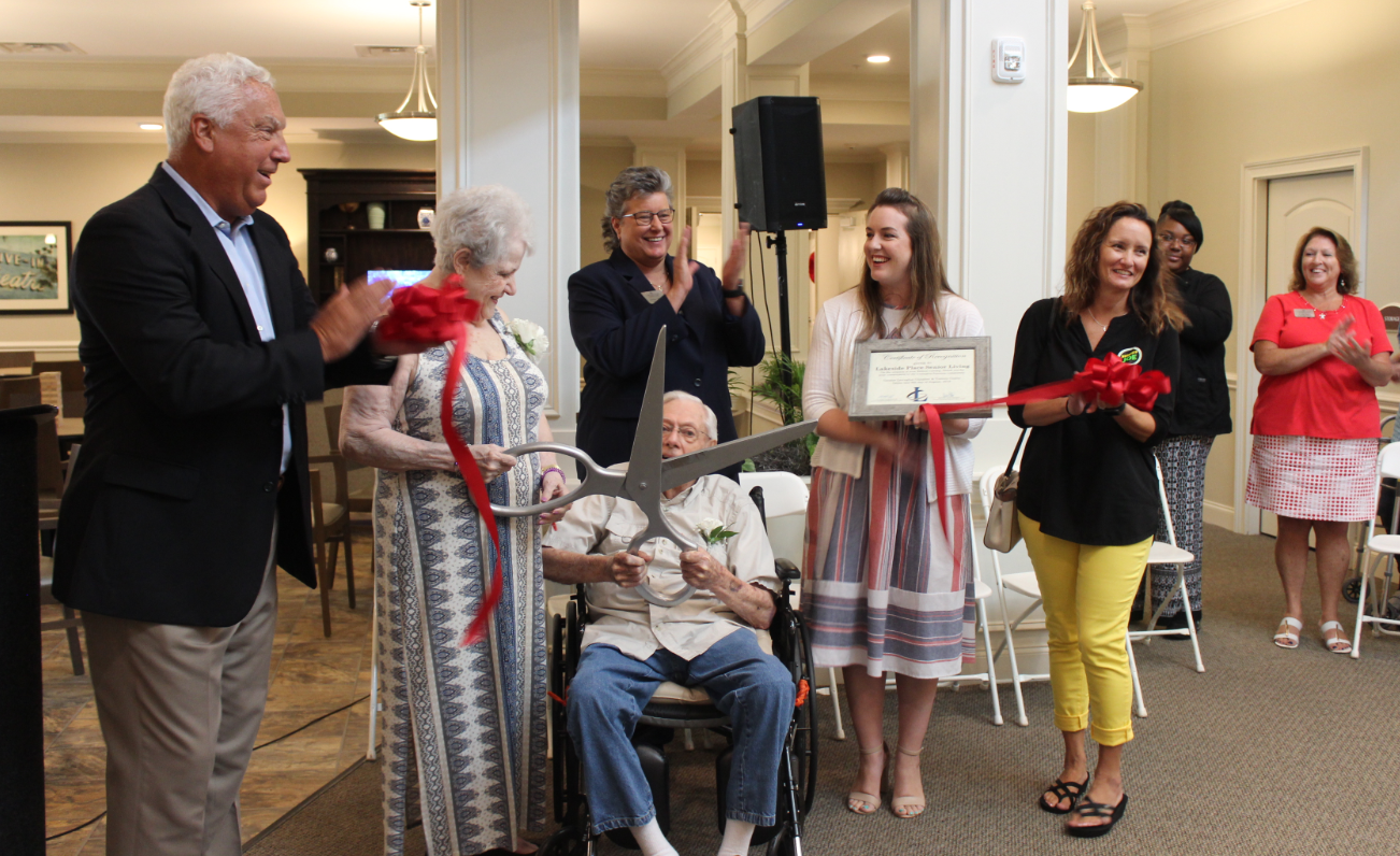 New Lexington Assisted Living Facility Opens With Plans To Expand