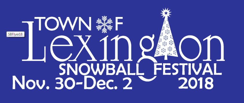 Apply Today: Town of Lexington Christmas Parade