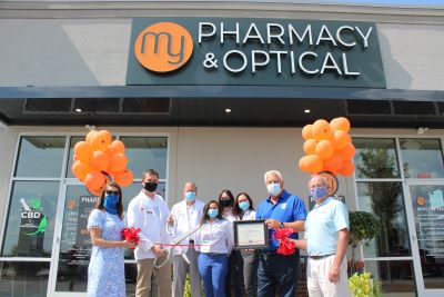 The Newest Business In Lexington: My Pharmacy & Optical