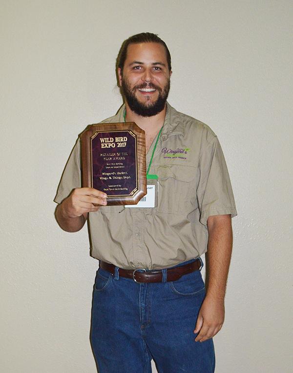 Wingard's Market is a 2017 Best Birding Retailer Award Winner