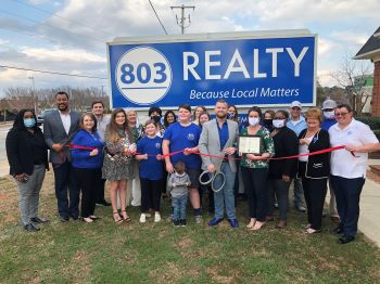 Why This Lexington Native Opened 803 Realty And Is Excited To Serve His Community