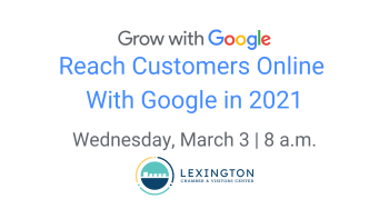 Want to get trained by Google to market your business in one hour?
