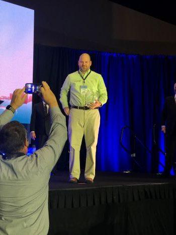 Hollow Creek Distillery Receives Community Award