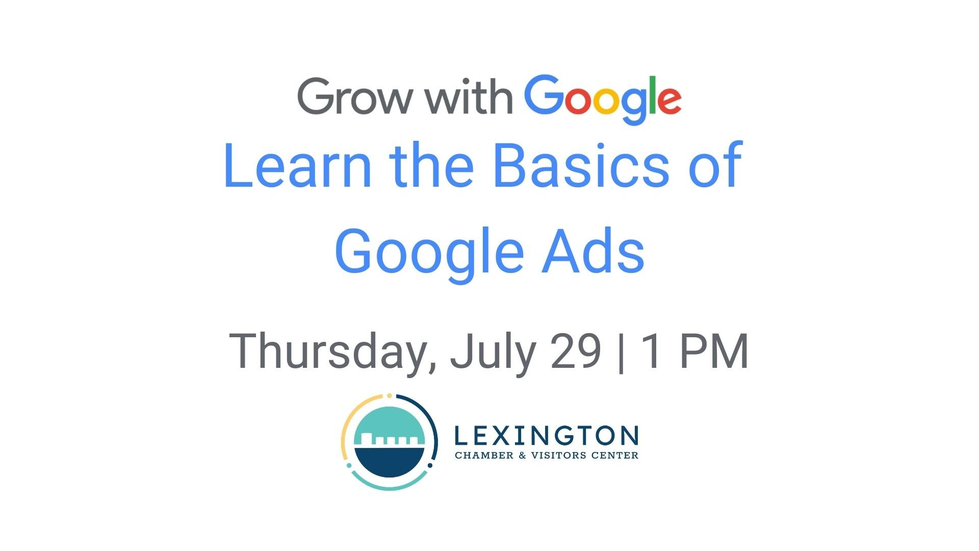 Google Training: Learn the Basics of Google Ads Photo 1