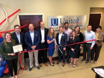 United Community Bank Opens Lexington, Forest Acres Branches