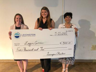 Lexington Chamber Awards $5,000 Doris Burkett Scholarship To Gilbert High School Graduate