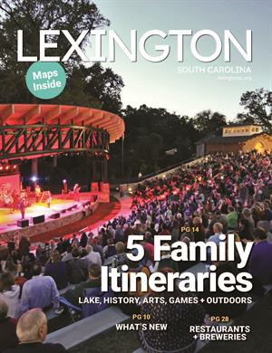 Lexington Chamber Receives Communication Excellence Award For 2021 Visitors Guide