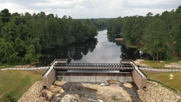 Gibson Pond Park Reopens